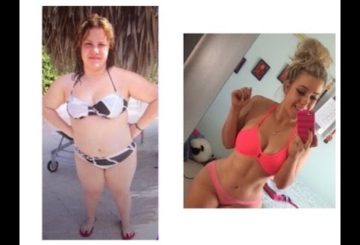 The MOST Inspirational and motivational weight loss story