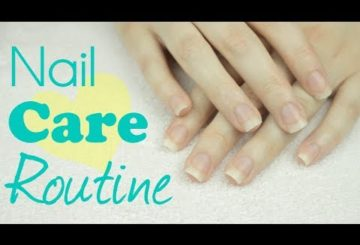 My Nail Care Routine | cutepolish