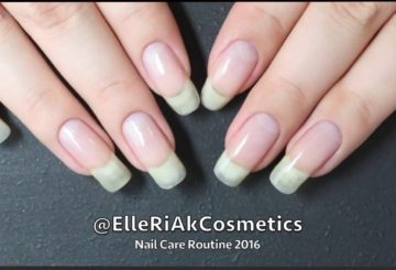 NailCare Routine 2016