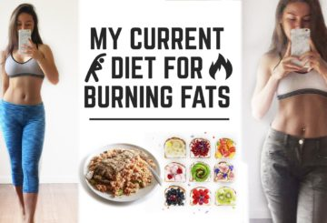 Diet to Lose Weight | What I Eat In A Day | Burn Fats Diet