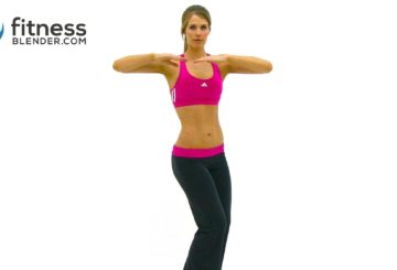 Standing Abs Exercises – 10 Minute Standing Abs Workout to Lose Belly Fat