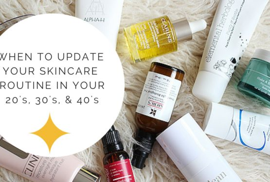 When To Update Your Skincare Routine In Your Teens, 20's, 30's & 40's – Dr. Jacqueline Schaffer