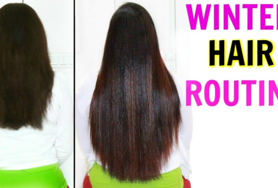 My *WINTER* Hair Care Routine | Long, Shiny & Healthy Hair | ShrutiArjunAnand