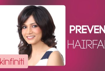 How To Prevent Hairfall || Haircare || Skincare || Skinfiniti With Dr.Jaishree Sharad