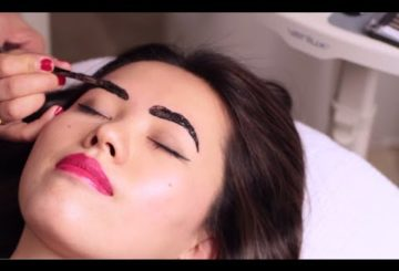 What Happens When You Get Eyebrow Extensions | #BeautyExperienced
