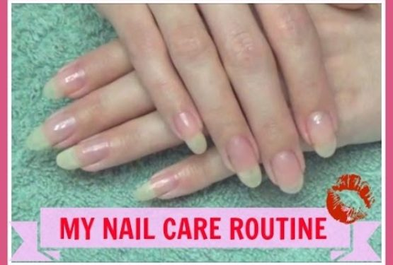 Nail Care Routine For Long, Strong and Healthy Natural Nails | KayTV187