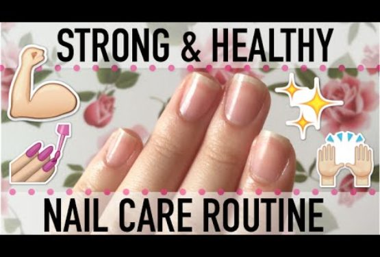 How I Maintain Strong and Healthy Nails (My Nail Care Routine)