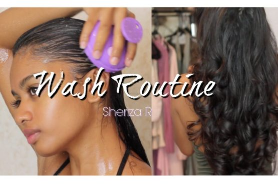 Hair Care/Wash Routine l Fall 2016