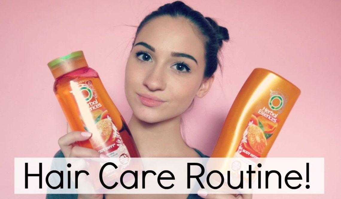 My Hair Care Routine 2015: Tips & Tricks About Healthy Hair || BeautyChickee