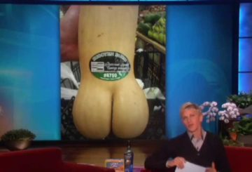 The Ellen DeGeneres Show Today : What's Wrong With These Fall Photos? (Oct. 10th)