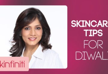 5 Skincare Tips For Glowing Skin | Diwali Special | Skinfiniti With Dr.Jaishree Sharad