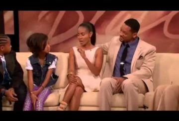 Smith Family on Oprah Winfrey Show 360