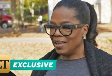 EXCLUSIVE: Oprah Winfrey Advises Everyone to 'Take a Deep Breath' After Election Keep 'Hope' Alive