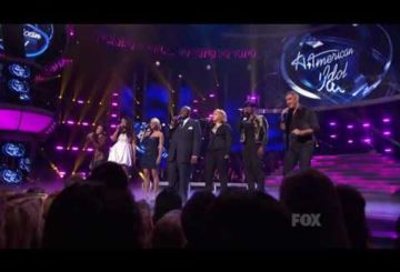 7 American Idol Winners – Together We Are One (Tribute to Simon Cowell) [HQ]