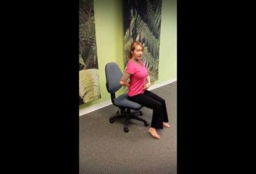 3 Office Exercises for your Core