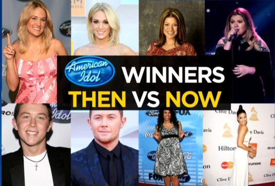 'Idol' Winners: Then & Now