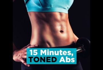 The 15-Minute Standing Workout for Flat Abs from Women's Health