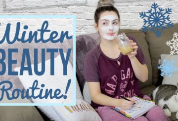 Winter Beauty Routine!