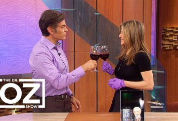 Dr. Oz's Sleep Advice for Jennifer Aniston