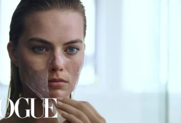 Margot Robbie's Beauty Routine Is Psychotically Perfect | Vogue