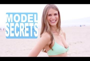How to Look Hot in Bikini Photos | Sports Illustrated Swimsuit Model Tips | NewBeauty Body