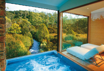 Top spa retreats around Australia