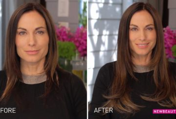 How to Fake Highlights in Your Hair | Jonathan and George Salon in Beverly Hills