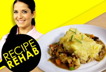 Chef Laura Vitale's Shepherd's Pie Lightened Up I Recipe Rehab I Everyday Health