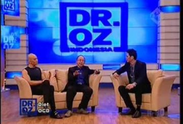 Diet OCD – Obsessive Corbuzier's Diet –  Dr Oz Indonesia Trans TV