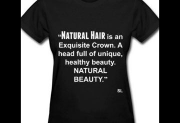 Empowering Natural Hair Beauty Quotes for Black Girls and Black Women