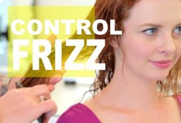 Simple Tips to Control Frizz For Curly Hair