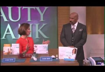 "Dr. Ava Shamban on ""The Steve Harvey Show"""