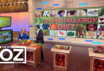 Dr. Oz's Anti-Allergy Diet