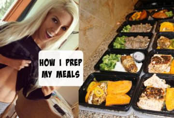 How I MEAL PREP my food   (Recipes Included)